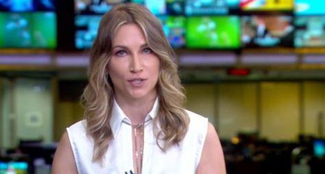 Anne Lottermann é a substituta de Maria Júlia Coutinho no JN