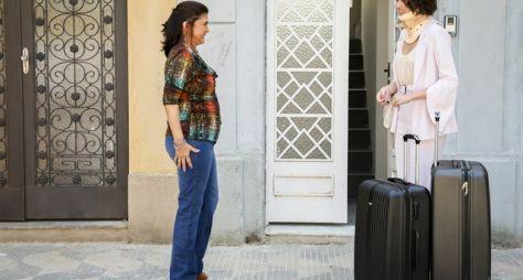 A Dona do Pedaço: Josiane se muda para o prédio de Carmelinda