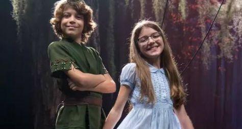 Bom Sucesso: Peter Pan tem imaginação com Wendy