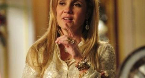 Carminha está de volta: Adriana Esteves comenta sobre a personagem