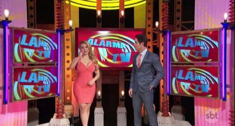 """""""Alarma TV"""" retorna à grade de programação do SBT; saiba o novo horário"""