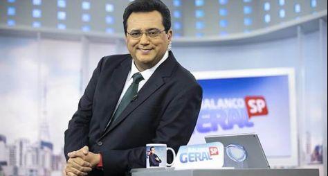 Balanço Geral  SP: Record TV quer investir mais nas reportagens de Geraldo Luís