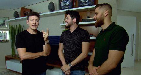 """Zé Neto e Cristiano se emocionam no """"De Volta ao Passado"""""""