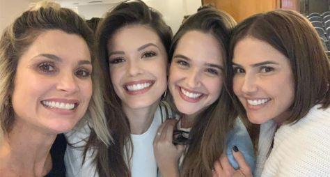 """TV Globo fecha o elenco de """"Salve-se Quem Puder"""""""