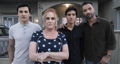 Globo finaliza gravações de 'Eu, a vó e a Boi', série original Globoplay