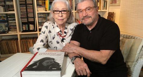 Globo Repórter celebra os 90 anos da atriz Fernanda Montenegro