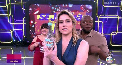 """""""Se Joga"""" conquista dois dígitos, mas perde para Record TV"""