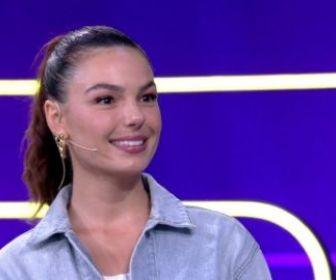 Isis Valverde. Foto: TV Globo/Divulgação