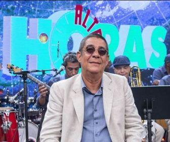 Altas Horas presta uma linda homenagem a Zeca Pagodinho