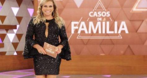 """Baixa audiência do """"Casos de Família"""" frustra a direção do SBT"""