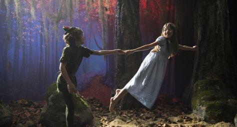 Bom Sucesso: João Bravo e Valentina Vieira viram Peter Pan e Wendy