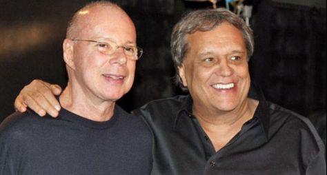 Gilberto Braga e Dennis Carvalho repetirão parceria em novela das seis