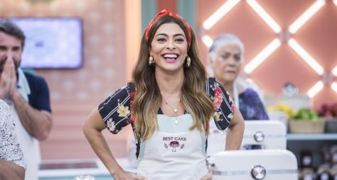 Maria da Paz é desclassificada na primeira fase do reality Best Cake
