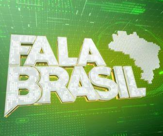"""O novo cenário e as novas apresentadoras do """"Fala Brasil"""""""