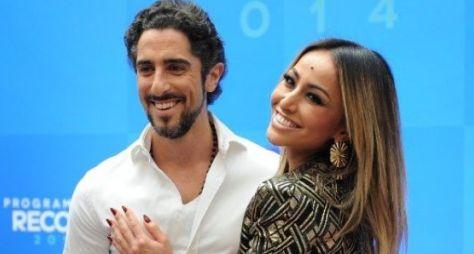 """Sabrina Sato e Marcos Mion são liberados para o """"Teleton"""""""