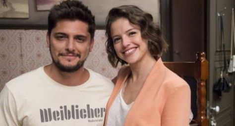 """Bruno Gissoni e Agatha Moreira formarão um casal em """"A Dona do Pedaço"""""""