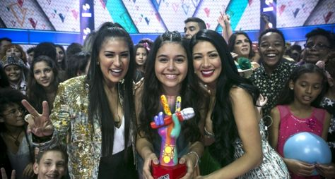 Globo recebe três indicações no Emmy Kids Internacional 2019