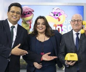 A Hora da Venenosa mantém liderança e vence Se Joga e plantão jornalístico