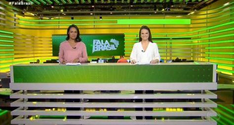 Record TV muda o Fala Brasil, mas continua com audiência aquém do esperado