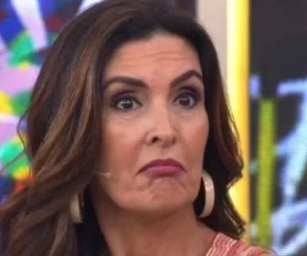 """""""Encontro"""", com Fátima Bernardes, é menos visto que o """"Mais Você"""""""