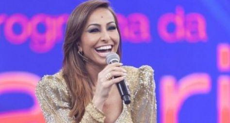 """Com Sabrina Sato, """"Domingo Show"""" terá quadro com famosos"""
