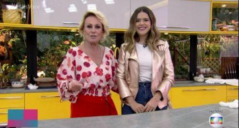 """Maisa Silva vai ao """"Mais Você"""" fazer merchandising de filme e produto de beleza"""