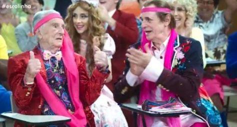 """Último episódio da quinta temporada da """"Escolinha"""" perde para o SBT"""