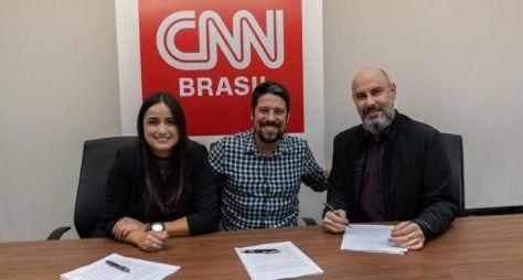 CNN Brasil será lançada em 2020, após o Carnaval