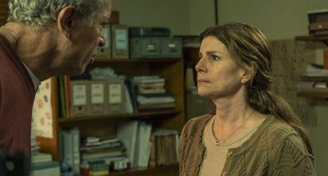 Segunda Chamada: Jaci e Lucia enfrentam as chantagens de Leo