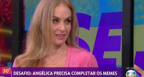 """Com Angélica, """"Se Joga"""" empata com Record TV em São Paulo"""