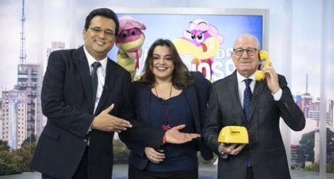 A Hora da Venenosa amplia vantagem sobre programa da Globo