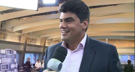 SP no Ar: Record TV troca André Azeredo por Bruno Peruka