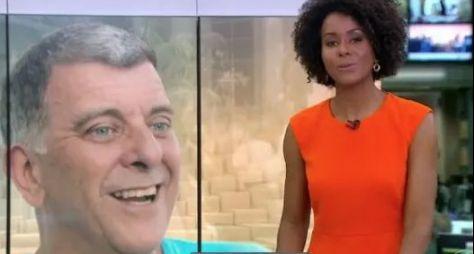 """TV Globo é criticada por """"reportagens alegres"""" sobre morte de Jorge Fernando"""