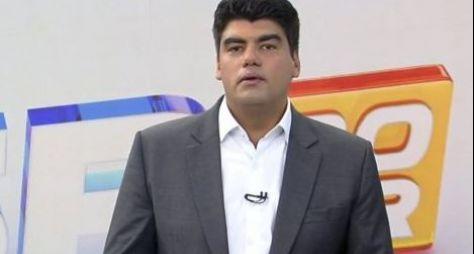 """André Azeredo já tem pauta para estrear como repórter do """"Jornal da Record"""""""