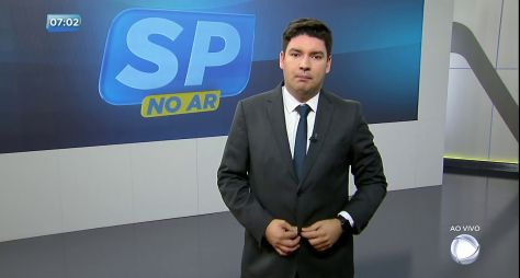 "Record TV muda âncora e ""SP no Ar"" segue com baixa audiência"