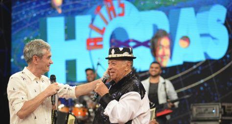 """""""Altas Horas"""" deste sábado tem Nathalia Dill, Felipe Andreoli e Dorgival Dantas"""