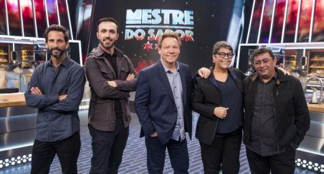 Globo encerra as gravações do reality show Mestre do Sabor