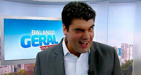 """Fabíola Gadelha e André Azeredo são promovidos para o """"Domingo Espetacular"""""""