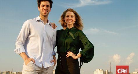 CNN Brasil contrata Caio Coppola e Gabriela Prioli para quadro de debates