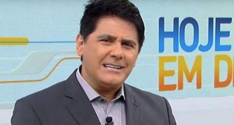 """Internado, César Filho se afasta do """"Hoje em Dia"""""""