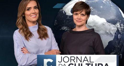 Karyn Bravo e Ana Paula Couto não apresentarão o Jornal da Cultura juntas