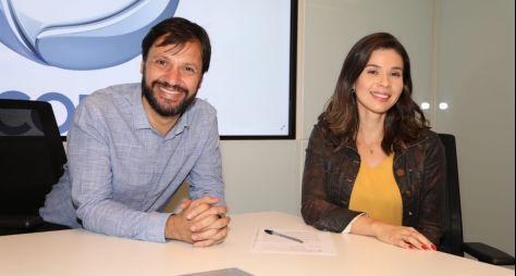 Natalia Teodoro assume a apresentação do Amazonas Record