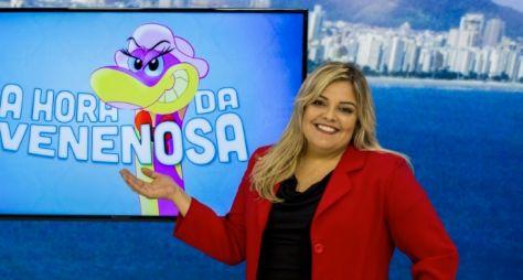 Aos sábados, Mabell Reipert dividirá a apresentação do BG com André Azeredo
