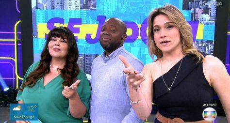 """No feriado, Globo abrirá mão do """"Se Joga"""" por Amistoso da Seleção"""
