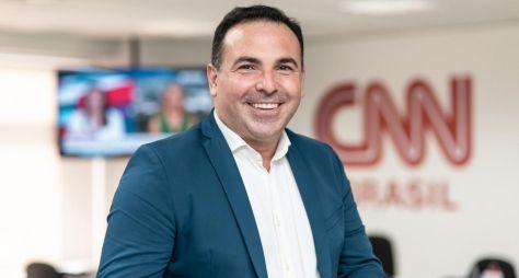 Na CNN, Reinaldo Gottino comentará sobre política e economia