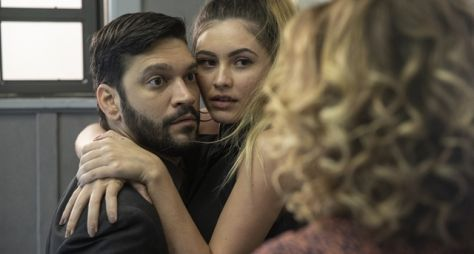 Bom Sucesso: Diogo é flagrado com Jeniffer