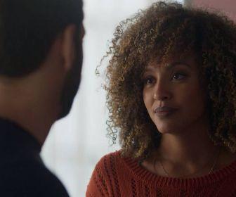 Bom Sucesso: Gisele revela para Nana que foi amante de Diogo