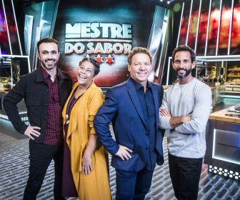 """Globo perde muita audiência com o reality """"Mestre do Sabor"""""""