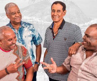 """""""Música na Band"""" exibe show do grupo Fundo de Quintal"""
