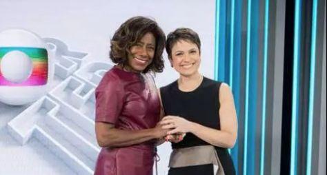 """Cirurgia no cérebro afasta Glória Maria do """"Globo Repórter"""""""